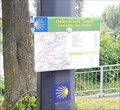 Image for Way of St. James Marker at the Ferry Landing Sugiez - Bas-Vully, FR, Switzerland