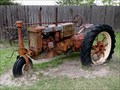 Image for Unidentified 3-wheeled Case Tractor - Cypress, TX