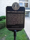 Image for First Variable Annuity - University of Arkansas - Fayetteville AR