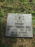 Image for Capt. Thomas Amis - Rogersville, TN