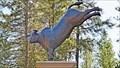 Image for J. Neils Memorial Park Bull - Libby, MT