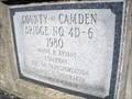 Image for Bridge No. 4D 6- 1980 - Haddonfield, NJ