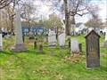 Image for Old Burial Ground - Fredericton, NS