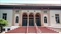 Image for Veterans Memorial Building Frieze - Chico, CA