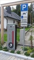 Image for N-Ergie Stromtankstelle für Elektromobile - Marktleugast/BY/Germany