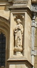 Image for Richard Beauchamp, Bishop of Salisbury -- St. George's Chapel, Lower Ward, Winsdor Castle, Windsor, Berkshire, UK