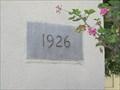 Image for 1926 - Westminster Presbyterian Church - San Jose, CA