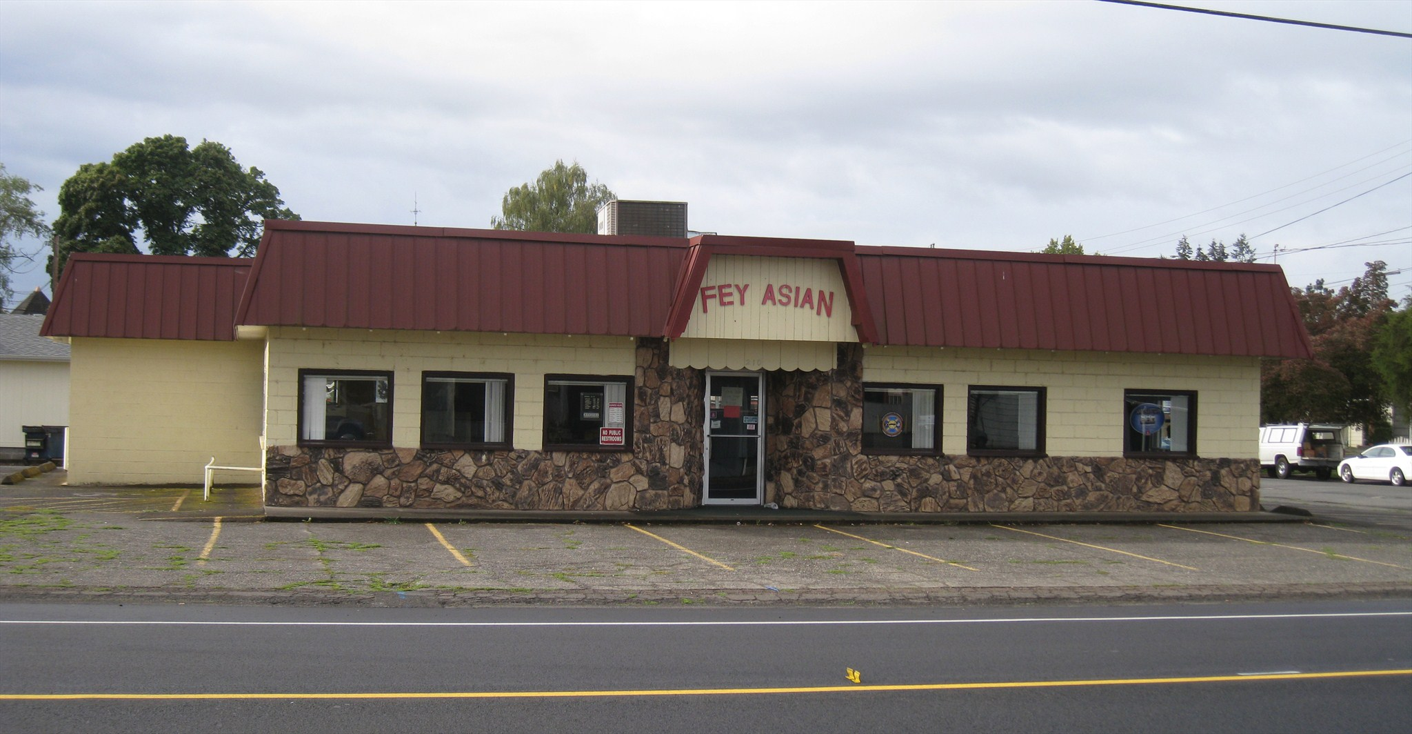 Chinese Food In Stayton Oregon