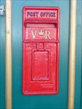 Image for Fake Victorian Post Box - Bergen, Norway