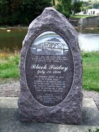 black friday new bethlehem pennsylvania disaster memorials on. Black Bedroom Furniture Sets. Home Design Ideas
