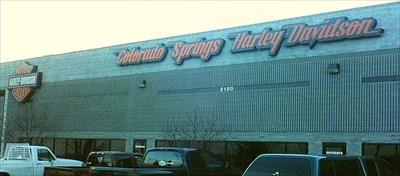 Harley Davidson Colorado >> Colorado Springs Harley Davidson Colorado Springs Co