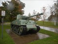 Image for Sherman M4 Tank - Owen Sound, ON