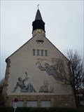 Image for unknown mosaic - Haigstkirche Stuttgart, Germany, BW