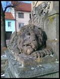 Image for Lion Statue - Jedovnice, Czech Republic