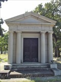 Image for Anderson Mausoleum - Oakwood Cemetery Historic District - Fort Worth, TX