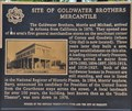 Image for Site of Goldwater Brothers Mercantile