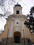 Image for Church of Saints Cosmas and Damian - Bratislava, Slovakia