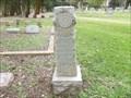 Image for John C. Manning - Morton Cemetery, Richmond, TX
