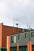 Image for Sirene auf der Feuerwache/Sirene at the fire station, Schweinfurt (Bavaria) Germany