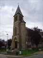 Image for IGN Pt de mesure: 69E53C1 - Église Sainte-Aldegonde, Sterpenich