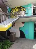 Image for 3rd St Garage Mural - Santa Rosa, CA