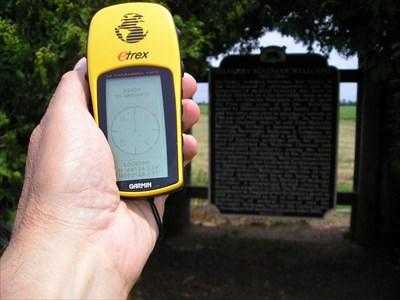 Waymark w/GPS