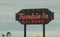 Image for Tumble In RV Park -- Marfa TX