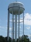 Hudson Ohio water tower