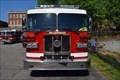 Image for Hillsborough Fire Department Engine 2, Hillsborough, NC, USA