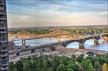 Image for Martin Luther King Bridge - St Louis MO