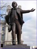 Image for David Lloyd George - Parliament Square, London, UK