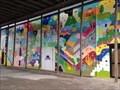 Image for Edmond Railyard  Mural - Edmond, OK
