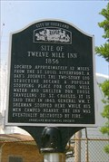 Image for Site of Twelve Mile Inn - Overland, MO
