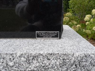 Granite Lacroix inc. 1735 Boul.Des Laurentides Laval (Vimont) Québec 450 669-7467