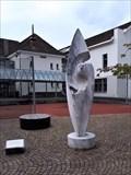 """Image for Sculptur """"Entwicklung"""" - Schellenberg, Liechtenstein"""