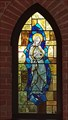 Image for Stained Glass Windows - St Joseph - Monks Kirby, Warwickshire