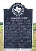 Image for Bleakwood Cemetery