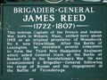 Image for Brigadier-General James Reed (1722-1807)