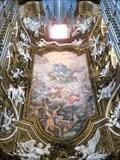 Image for Cerrini Fresco - Santa Maria della Vittoria - Roma, Italy