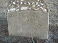 Image for Mrs. Nellie Watson - Lawrie Cemetery - Guthrie, OK
