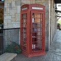 Image for Red Phone Box - Diamond Springs, CA