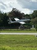 Image for F-84G Thunderjet - Skrydstrup, Danmark