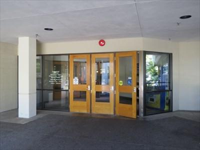 Northwest Entrance, Springfield, Oregon