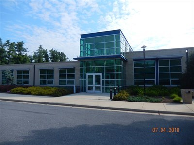 The Bursar, Information and Registrar windows are located in the main lobby of Franco Building. The Learning Center is also located in this building.
