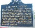 Image for Calhoun House