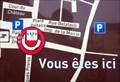"""Image for """"Vous êtes ici"""", """"Riquewihr Mairie"""", Haut-Rhin/FR"""