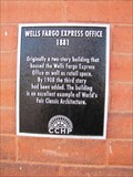 Image for Wells Fargo Express Office - Las Vegas, New Mexico