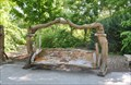 Image for Driftwood Bench Swing #1
