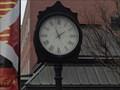 Image for L'horloge du centre-ville de Granby.