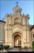 Image for Bazilijonu vienuolyno vartai / Gate of the Basilian convent - Vilnius (Lithuania)